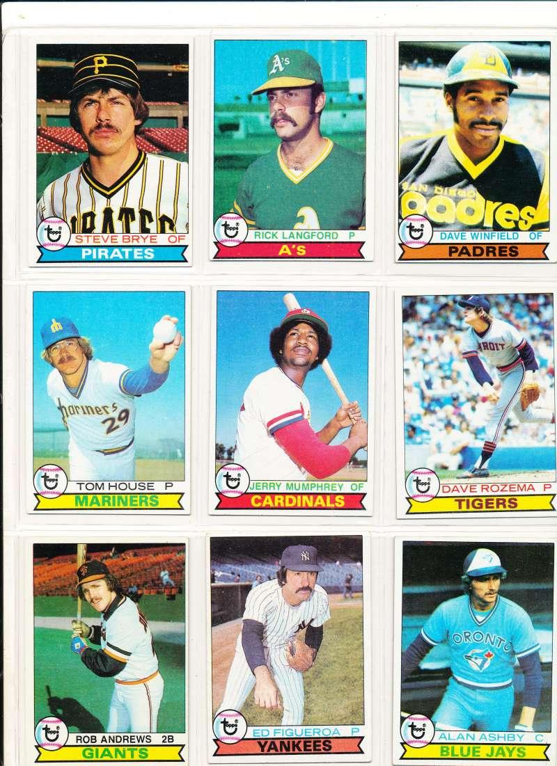 1979 Topps #35 Ed Figueroa New York Yankees