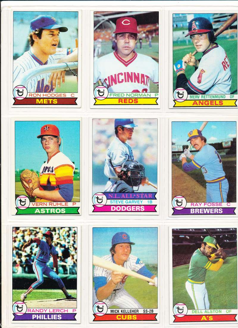 1979 Topps #51 Ray Fosse DP Milwaukee Brewers