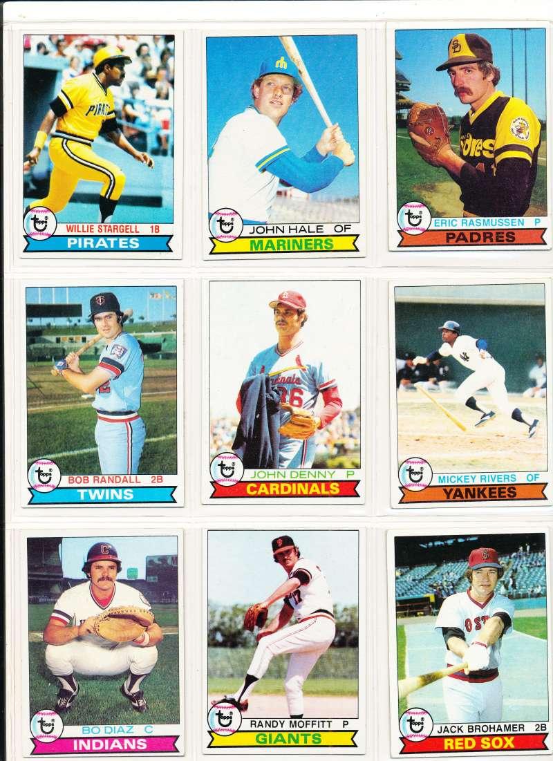 1979 Topps #61 Bo Diaz Cleveland Indians