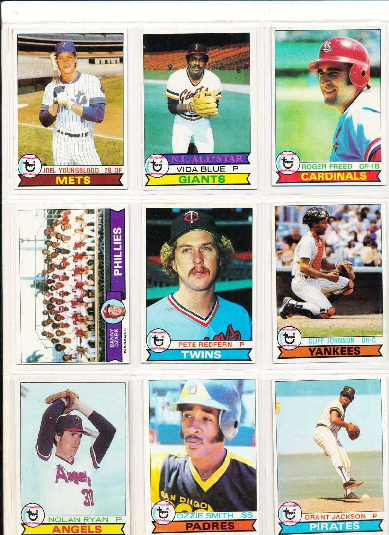 1979 Topps #114 Cliff Johnson New York Yankees