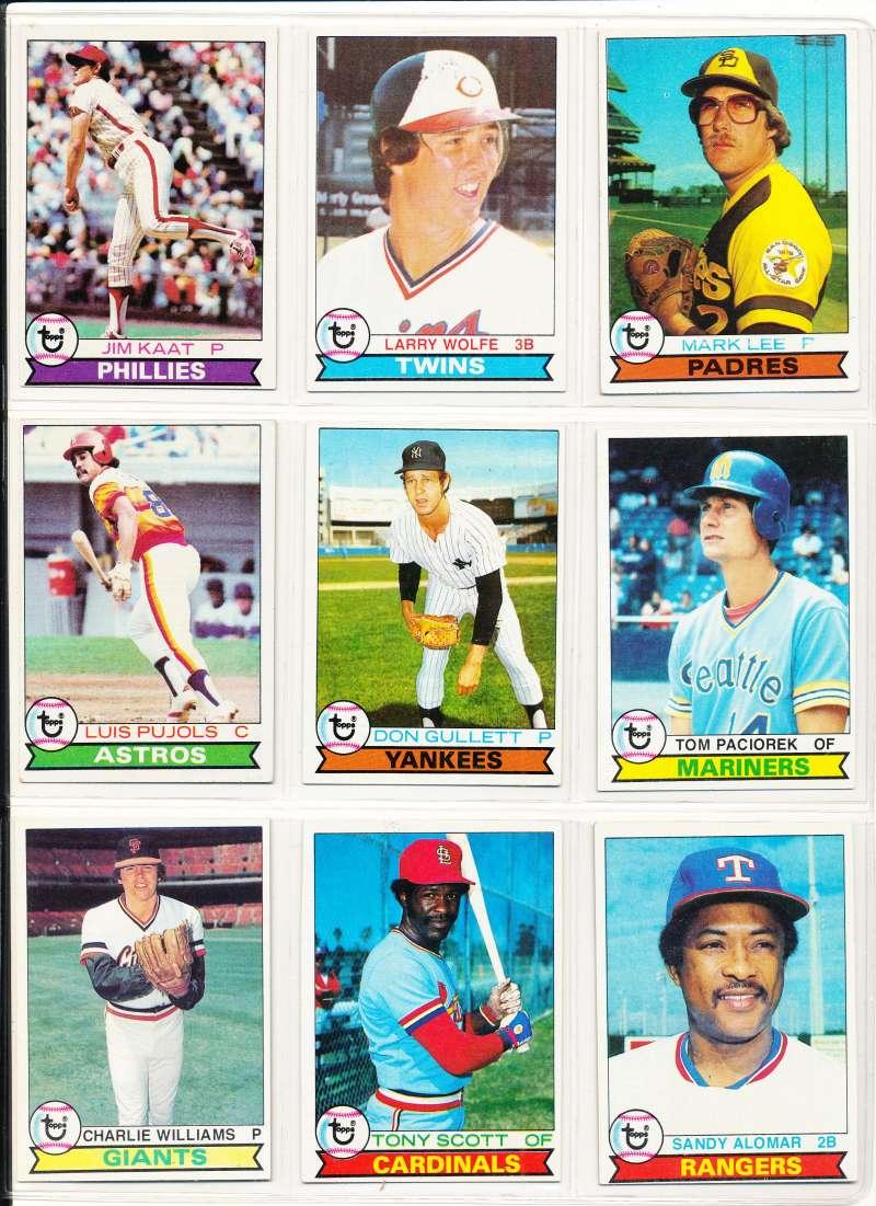 1979 Topps #138 Mark Lee RC Rookie San Diego Padres
