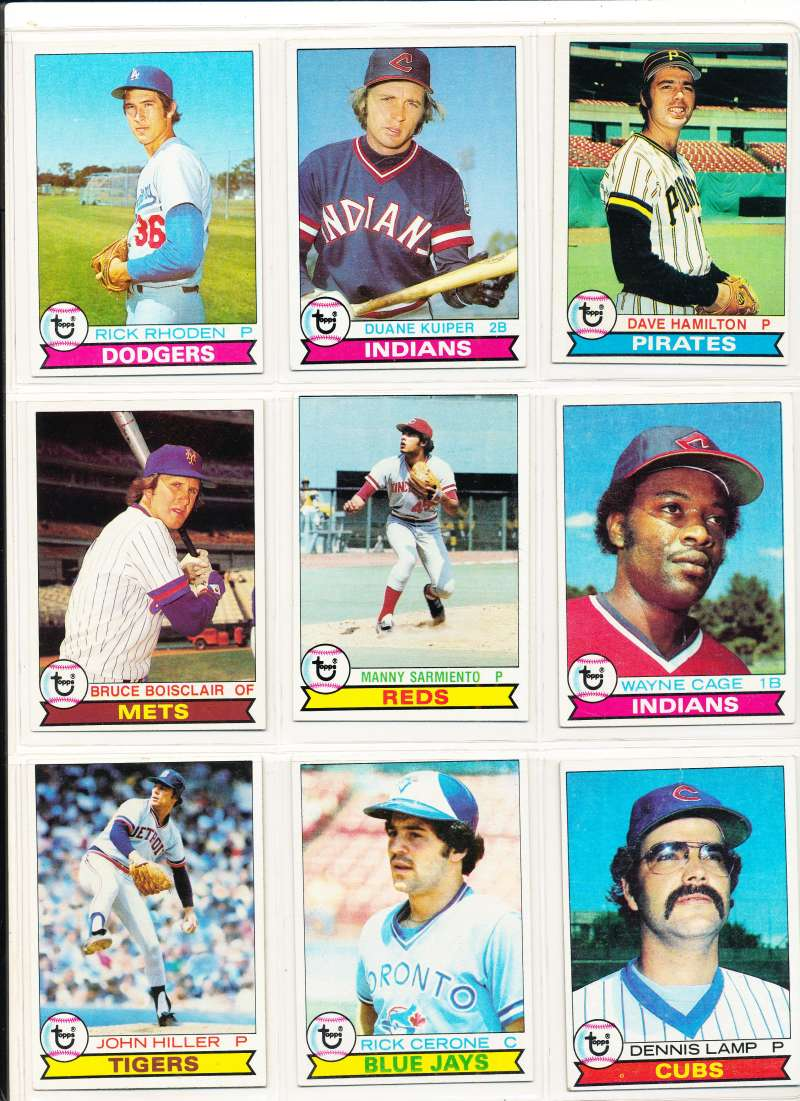 1979 Topps #148 Bruce Boisclair New York Mets