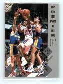 1995-96 SP #161 Jerry Stackhouse NM-MT RC Rookie