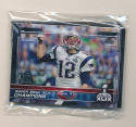 2015 Super Bowl 50 Stamp New England Patriots Team set