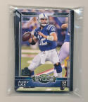 2015 Super Bowl 50 Stamp Indianapolis Colts Team set
