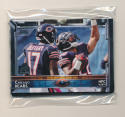 2015 Super Bowl 50 Stamp Chicago Bears Team Set
