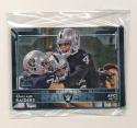 2015 Super Bowl 50 Stamp Oakland Raiders Team Set