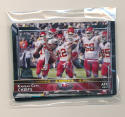2015 Super Bowl 50 Stamp Kansas City Chiefs Team set