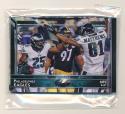 2015 Super Bowl 50 Stamp Philadelphia Eagles Team Set