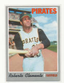 1970 Topps #350 Roberto Clemente EX Excellent