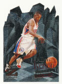 1996-97 SkyBox Z-Force Little Big Men #5 Allen Iverson Mint