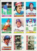 1979 Topps #700 Reggie Jackson DP New York Yankees