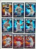 2012 Topps Prime Nine Home Run Legends #HRL-6 Mickey Mantle New York Yankees