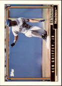 1992 Topps Gold Winners #50 Ken Griffey Jr. COND Seattle Mariners