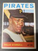 1964 Topps #342 Willie Stargell VG Very Good Pittsburgh Pirates