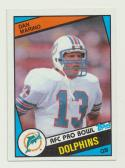 1984 Topps #123 Dan Marino NM-MT+ RC Rookie Miami Dolphins