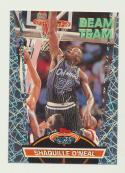 1992-93 Stadium Club Beam Team #21 Shaquille O'Neal NM Near Mint Orlando Magic