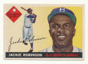 1955 Topps #50 Jackie Robinson EX Excellent Brooklyn Dodgers