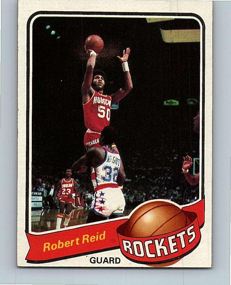 Marble Box Item: 378567 -- 1979-80 Topps #62 Robert Reid